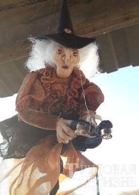 В  каждой  кукле  –  частица  души  мастерицы