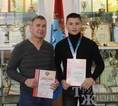 №1  в  сборной  России