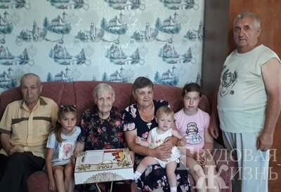 Поздравляем  со  100-летним  юбилеем!