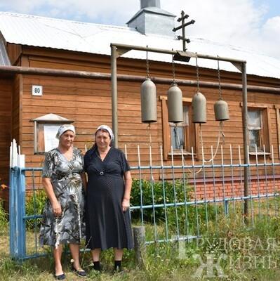 По малым сёлам района: Богородское