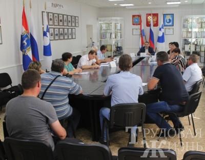 Вопросы бизнеса Кинель-Черкасского района